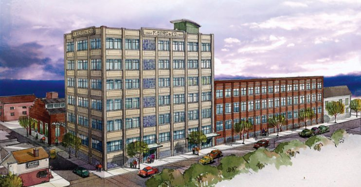 Hat City Lofts is a 2016 Smart Growth Award Recipient