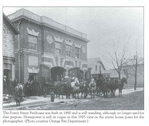 Firehouse 1905 with caption (build date likely incorrect)