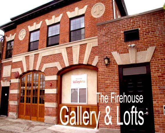 The Firehouse Lofts & ValleyArts Gallery