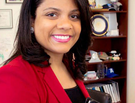 She's With Us! EC Freeholder President, Britnee Timberlake to MC our Community Leadership Awards Event