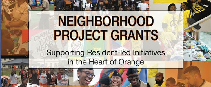 Neighborhood Project Grant Is Back! Spring 2018 Open for Grant Applications