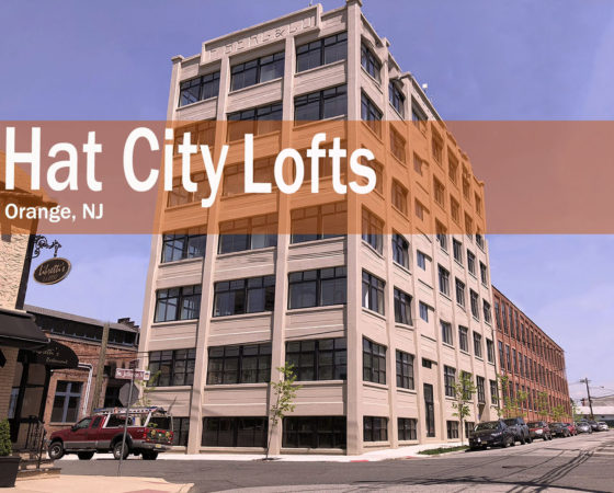 Hat City Lofts Completion Celebration!