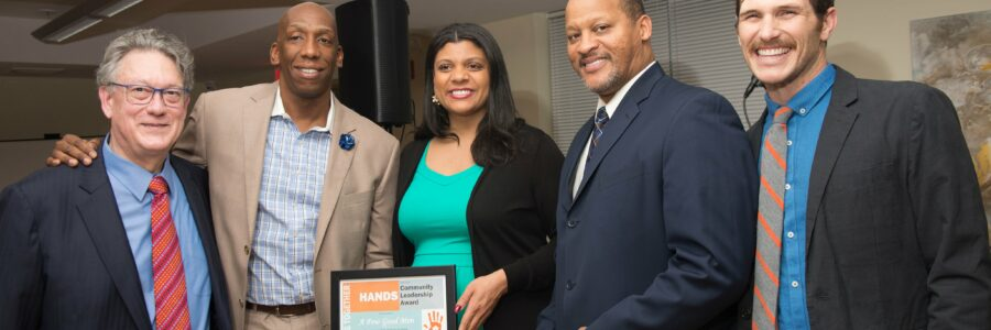 Transforming Residents into Community Leaders